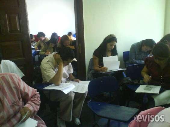 Curso intensivo ceneval bachillerato examen septiembre 2016