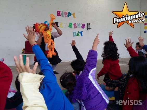 Cuentacuentos, show de cuentacuentos para eventos y fiestas en ciudad de méxico