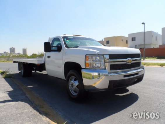 Chevrolet silverado plataforma
