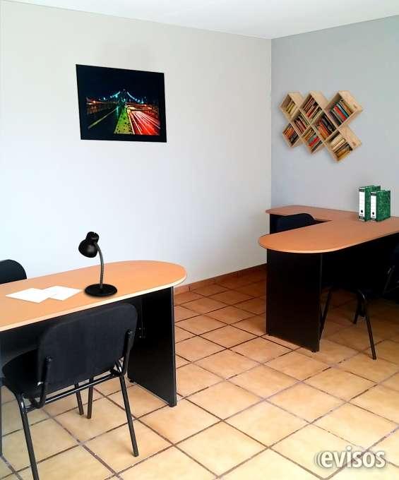 Oficinas amuebladas: ofrecemos calidad y precio.