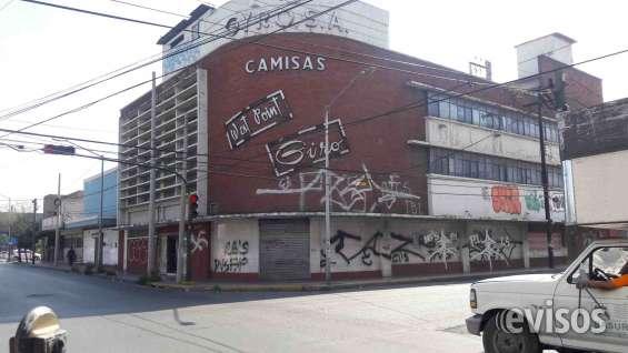 Edificio en renta centro de monterrey calle emilio carranza. excelente oportunidad.