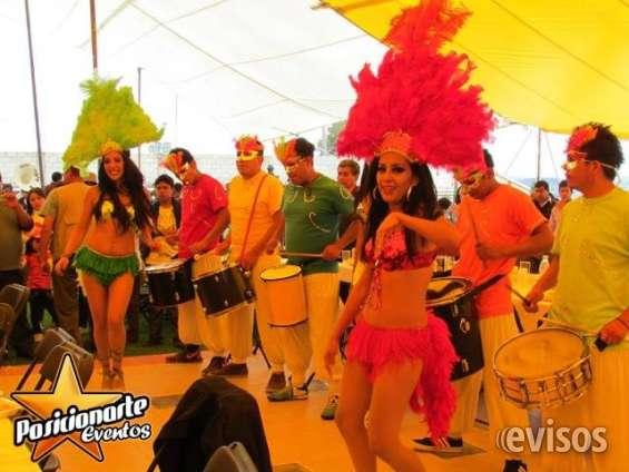 Batucada, batucada show para eventos en ciudad de méxico