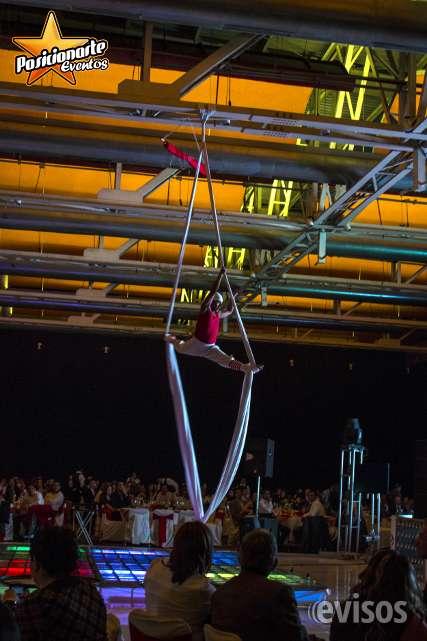 Danza aérea, espectáculo de danza aérea, show para eventos en ciudad de méxico