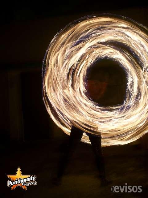Fuego, espectáculo de fuego, show para eventos en ciudad de méxico