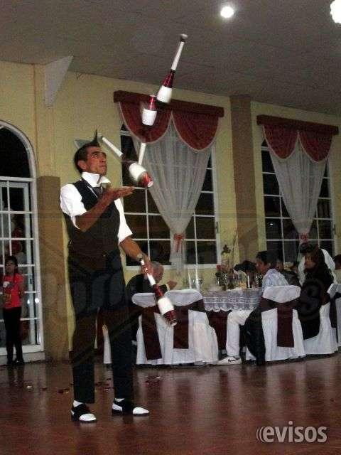 Malabares, espectáculo de malabares, show para eventos en ciudad de méxico