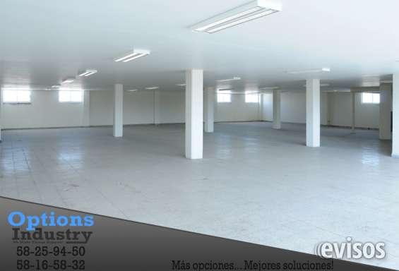 Bodegas y/o oficinas en renta en naucalpan - 417 m2