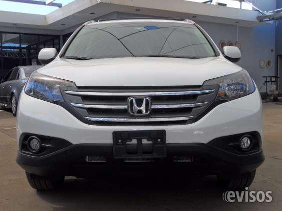 Honda crv 4x4 lxe remate