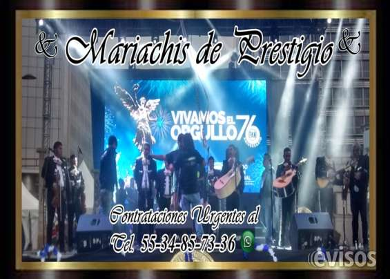 Mariachis en la delegacion xochimilco 5534857336