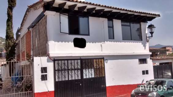 Casa cerca del centro con vista a la peña