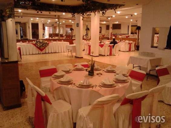 Salon coyoacan banquete