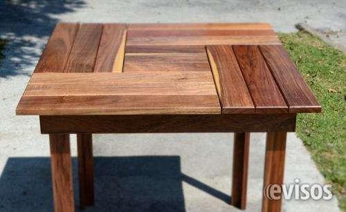 Mesa de madera para comedor en Atenco - Muebles | 625883