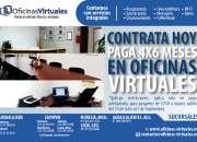 Oficinas Virtuales cubre todos los servicios indispensables