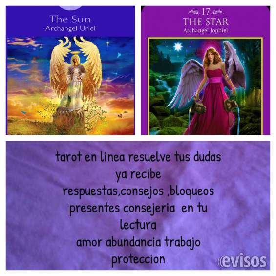 Lectura tarot de los angeles