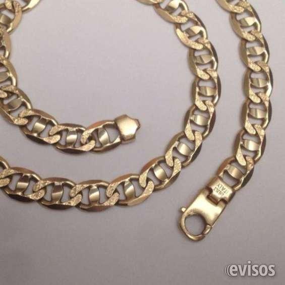Precio de cadena de oro 14 kilates