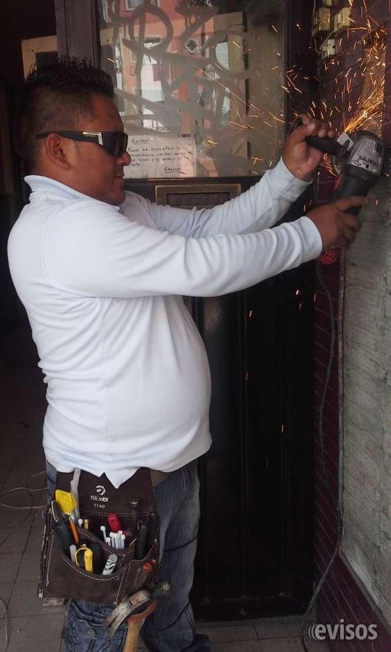 Arreglos de chapas electricas,interfonos y videoporteros