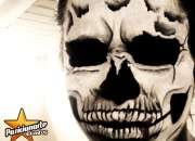 Body Paint y caracterizaciones para Halloween