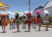 Show Batucada, show para desfiles, show para ferias