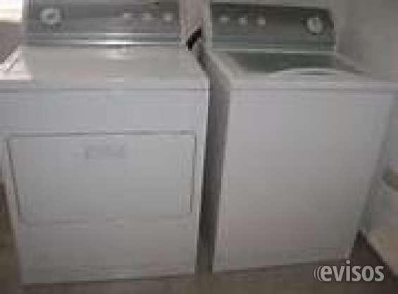 Reparación de lavadoras y refrigeradores frigidaire