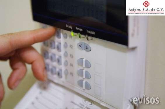 Sistemas de alarma para casa o negocio