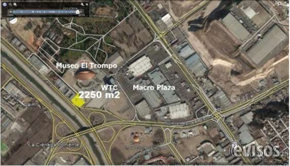 2250 m2 en venta frente a world trade center tijuana