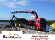 Low boys y maquinaria pesada disponibles en Guerrero