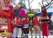 Batucada: eventos Carnaval y Desfiles