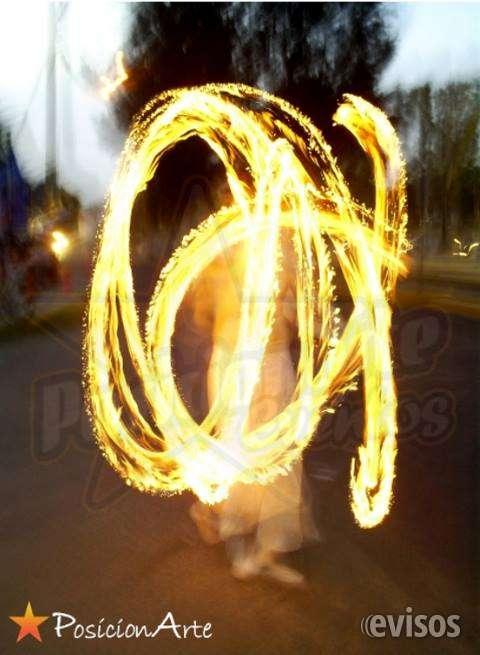 Show de fuego: carnaval, eventos, desfiles.