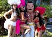 Bailarinas para Carnaval y Desfiles en Ciudad de México.