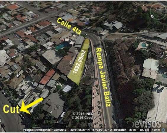 Terreno comercial ubicado en zona centro