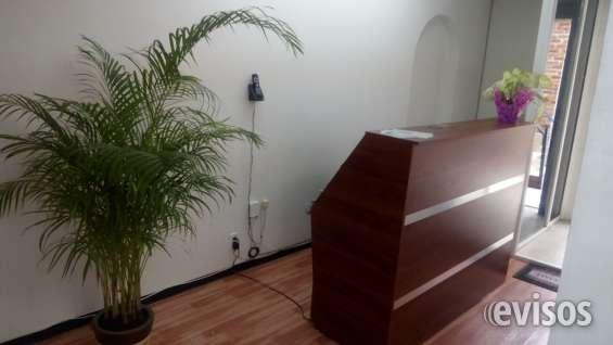Oficinas disponibles con acceso a servicio secretarial