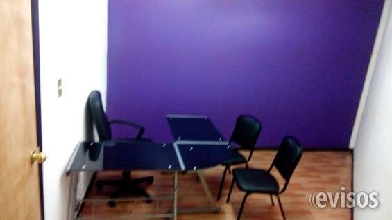 Oficinas amuebladas disponibles en gustavo baz