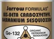 Germanio organico, potente antioxidante