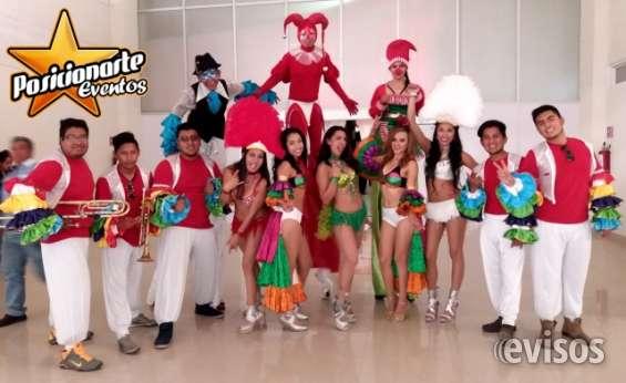 Batucada show para xv años y bodas en ciudad de méxico