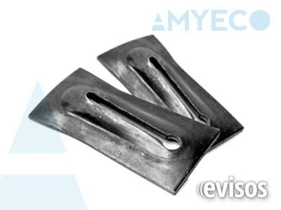 Venta de cuña metálicas para la cimbra