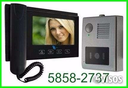 Interfonos y videoporteros tecnicos instaladores