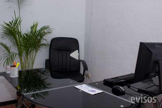 • oficinas amuebladas desde 3000 pesos