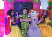 Show de princesas disney en cdmx.