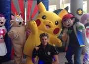 Show para el día del niño de pokemon en la cdmx.