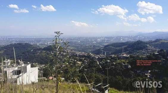 Vista impresionante del valle de méxico