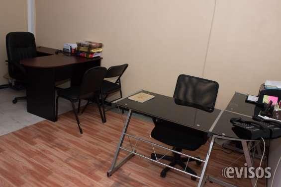 Renta de oficinas amuebladas listas para trabajar