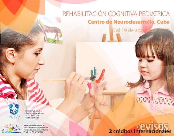 Curso rehabilitación cognitiva pediatrica