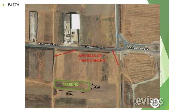 Terreno en metepec mide 1600m2 junto al frac de condado del valle con certificado parcelar