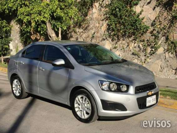 Fotos de Chevrolet sonic 2014 4