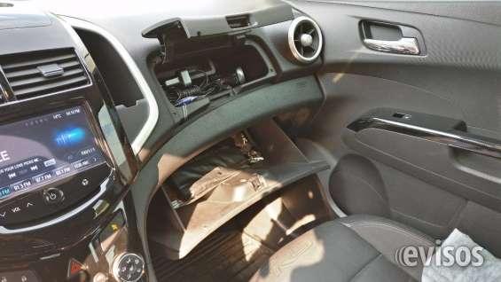 Fotos de Chevrolet sonic 2014 5