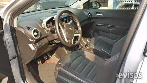Fotos de Chevrolet sonic 2014 6