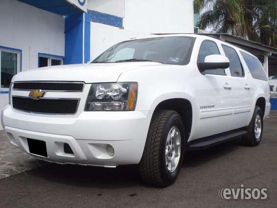 Fotos de Chevrolet suburban . 1