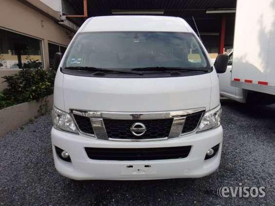 Nissan urvan 2014...