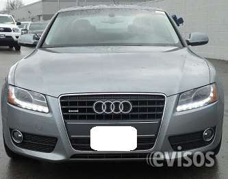 Audi a5 2012 full equipo