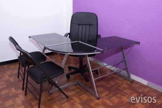 • oficinas amuebladas en gustavo baz