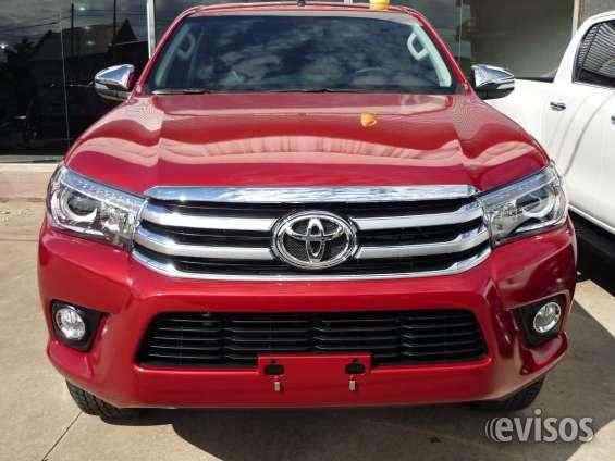Toyota hilux 2015 en remate